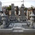 中村家様:既存墓石移転工事