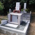 髙田家様:オリジナルデザイン墓石『雅』
