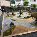 妙勝寺様 中庭工事『曼荼羅の庭』